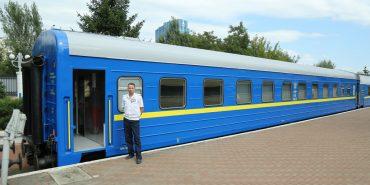 Укрзалізниця показала вагон-купе до і після капітального ремонту за 8,5 млн гривень. ФОТО