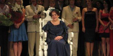 Цієї неділі у Коломиї відбудеться ювілейний вечір-бенефіс народної улюблениці Людмили Євтушенко. АНОНС
