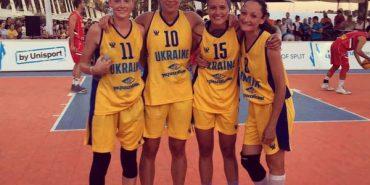 Прикарпатські баскетболістки привезли перемогу з європейської універсіади. ФОТО