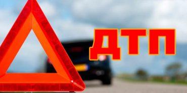 За минулий тиждень на Франківщині сталося майже 100 аварій на дорогах. ІНФОГРАФІКА
