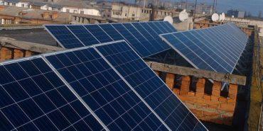 У Коломиї збудують дахову сонячну електростанцію
