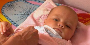На Франківщині 5-місячна дитина потребує негайної пересадки кісткового мозку. РЕКВІЗИТИ