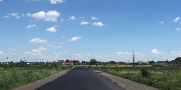 Дочекалися: між Соповом і Печеніжиним відремонтували шмат дороги за обласні кошти