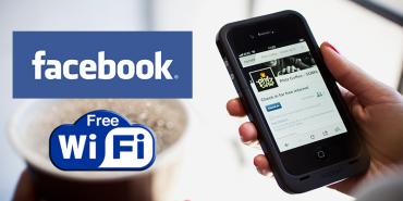 """У соцмережі """"Facebook"""" з'явилась функція пошуку безкоштовного Wi-Fi по всьому світу"""