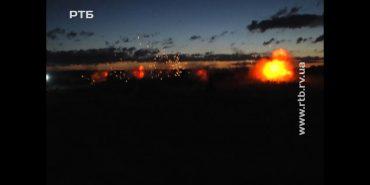 Коломийська гірсько-штурмова бригада має нічні тренування на Рівненщині. ВІДЕО