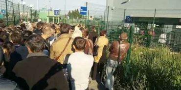 На пішому пункті пропуску через українсько-польський кордон помер українець