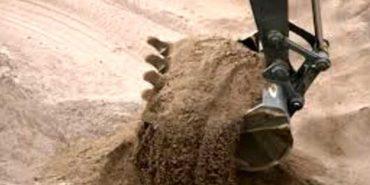 На Франківщині судитимуть директора підприємства, який на захопленій землі видобув піску на 1,6 млн грн