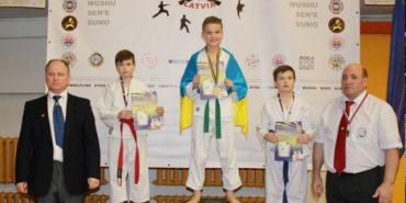 11-річний коломиянин став чемпіоном Європи з карате. ВІДЕО