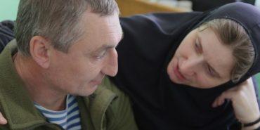 Монахиня з Коломийщини змінила життя сотень чоловіків, які пройшли війну на Сході