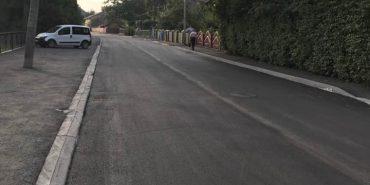 У Коломиї за майже 2,5 мільйони гривень фірма з Одещини завершила ремонт дороги на Верещинського. ФОТО