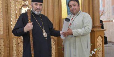 Двоє священиків Коломийсько-Чернівецької єпархії отримали довічні мандати місіонерів Божого Милосердя від Папи Римського