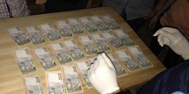 На Прикарпатті затримали на хабарі арбітражного керуючого. ФОТО