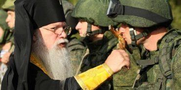 У Нацгвардії заявили, що священикам УПЦ МП заборонено служити капеланами
