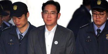 Спадкоємця імперії Samsung ув'язнили за корупцію