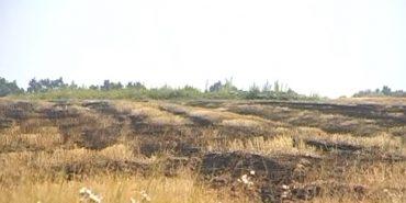 На Прикарпатті знайшли обгоріле тіло пенсіонера. ВІДЕО