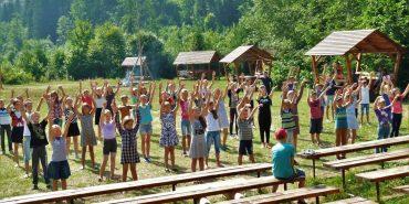 """Коломийських дітей запрошують на 4 зміну табору """"Канікули з Богом"""" у Дору"""