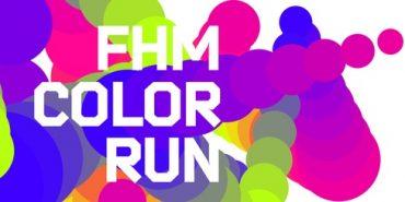 На Прикарпатті проведуть традиційний щорічний кольоровий забіг – благодійний FHM Color Run