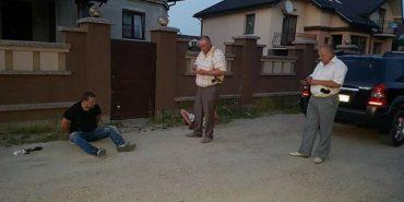 Прикарпатця, який вчора вчинив стрілянину в Івано-Франківську, затримали. ФОТО