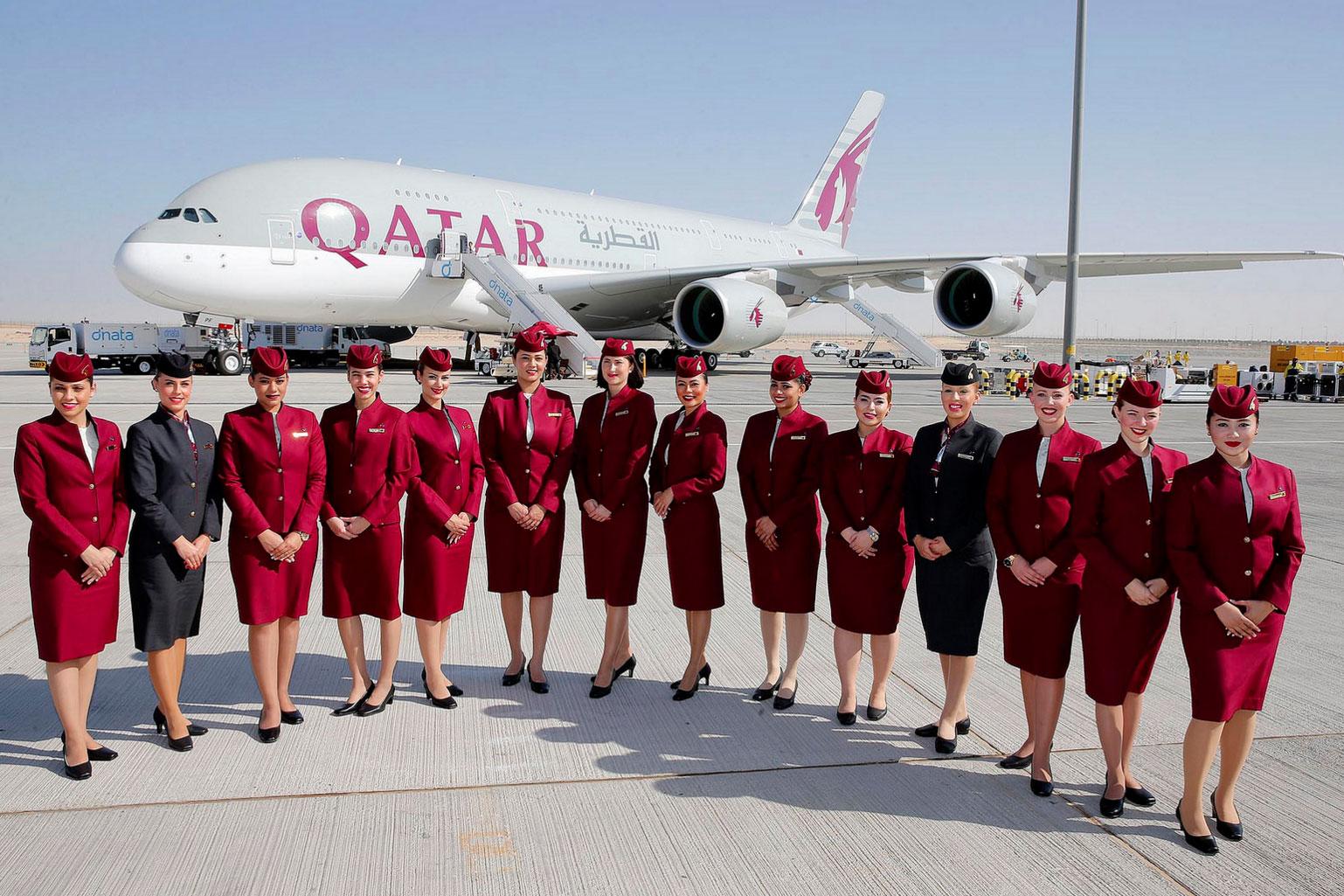 Qatar Airways сьогодні запускає перший авіарейс зУкраїни