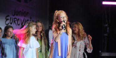 Стало відомо, хто представлятиме Україну на Дитячому Євробаченні-2017. ВІДЕО