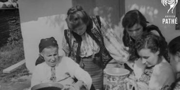 У мережі оприлюднили відео, зняте 1960 року, про косівську кераміку. ВІДЕО