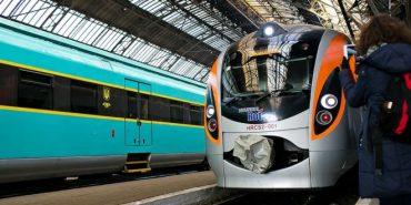 З 24 серпня змінюється графік руху поїзда Київ – Перемишль