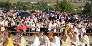 Тисячі прочан взяли участь у Всеукраїнській Патріаршій прощі на Прикарпатті