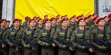 У серпні завершиться відправка молоді на строкову військову службу до Нацгвардії