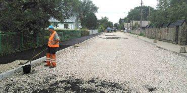 У Коломиї  за майже 2,5 млн грн відремонтують вулицю Моцарта