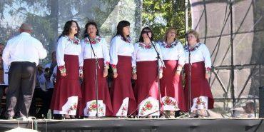 Семаківці на Коломийщині відзначили День села. ВІДЕО