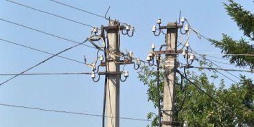 На кількох коломийських вулицях вже більше 20 годин немає електрики. ВІДЕО