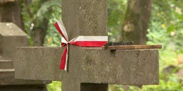 Поляки реставрують старі поховання в Коломиї. ВІДЕО