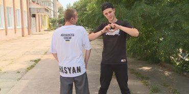 У п'ятірку збірної України по брейк-дансу пройшов 16-річний коломиянин Віталій Прокопів. ВІДЕО