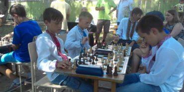 У Коломиї з нагоди Дня міста відбувся шаховий турнір. ФОТО
