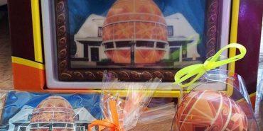 """Музей писанки з шоколаду: як любов до солодкого переросла у """"Шоколандію"""". ФОТО"""