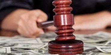 На Франківщині посадовець управління Держпраці заплатить 25 тисяч гривень штрафу за одержання хабара