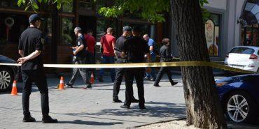 Суд у справі стрілянини в середмісті Івано-Франківська перенесли через адвоката
