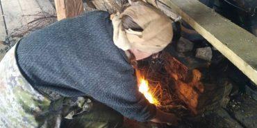 Росіянка ледь не спалила туристичний притулок у Карпатах