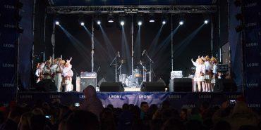 Відомі українські виконавці запалили на відкритті LEONI у Коломиї. ФОТОРЕПОРТАЖ