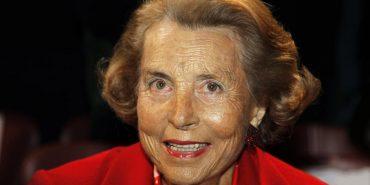 Померла найзаможніша жінка світу Ліліан Беттанкур