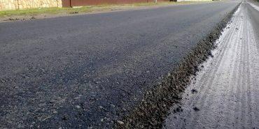 На Коломийщині завершують ремонт дороги від Делятина до Раківчика за майже 300 мільйонів