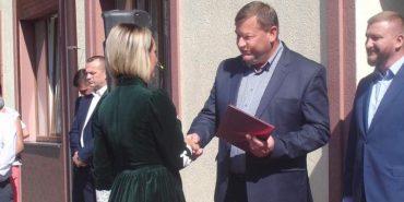 Тамару Базюк нагородили грамотою до Дня нотаріату