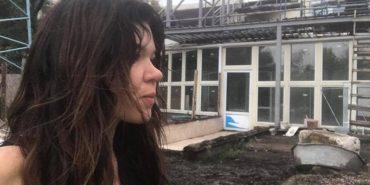 У будинок співачки Руслани влучила блискавка. ФОТО