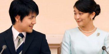 Японська принцеса зреклась титулу заради одруження з простолюдином