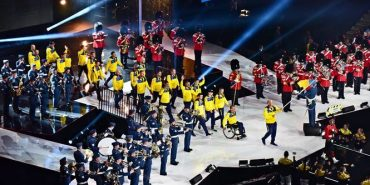 Україна завоювала 14 нагород на Іграх нескорених