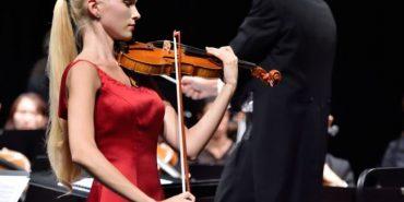 23-річна скрипалька з Прикарпаття, яка підкорила Італію, розповіла про свій шлях до мрії. ФОТО+ВІДЕО