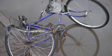 На Прикарпатті у ДТП постраждав велосипедист