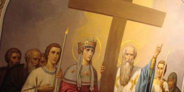 27 вересня – Воздвиження Чесного Хреста Господнього