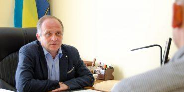 Володимир Бойцан – про освіту, недопрацювання у вихованні та чиновників на лінійках. ВІДЕО+ФОТО