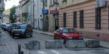 Ще рік на роздуми: чи стане вулиця Валова пішохідною